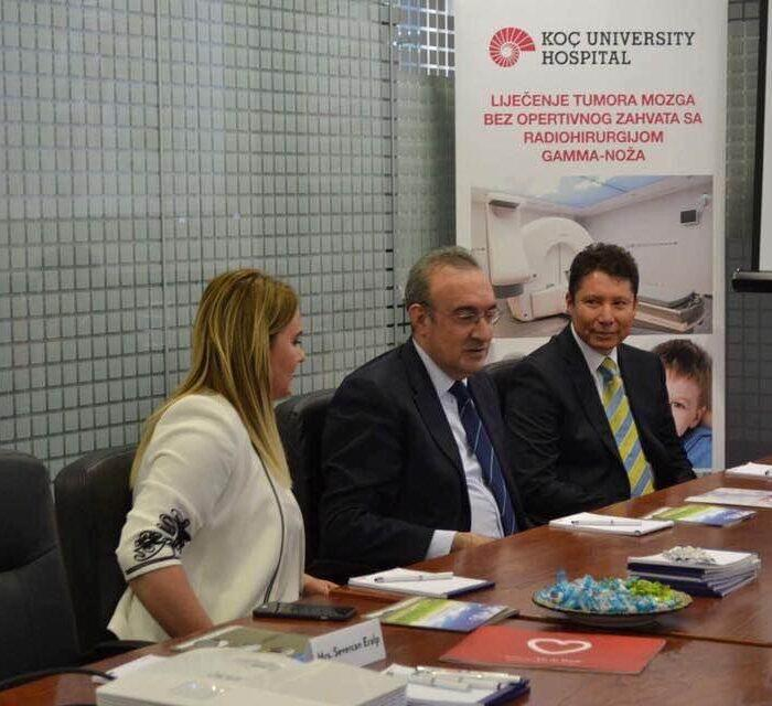 Year 2018, Sarayevo, Bosnia and Herzegovina. Cooperation Agreement with Al Tawil Clinic with dear coleagues Masha Kulic and Ertan Mehmet from Koç Healthcare.